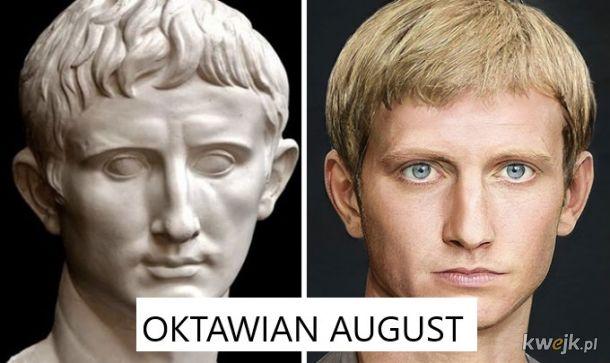 Portrety rzymskich władców na podstawie rzeźb, obrazek 21