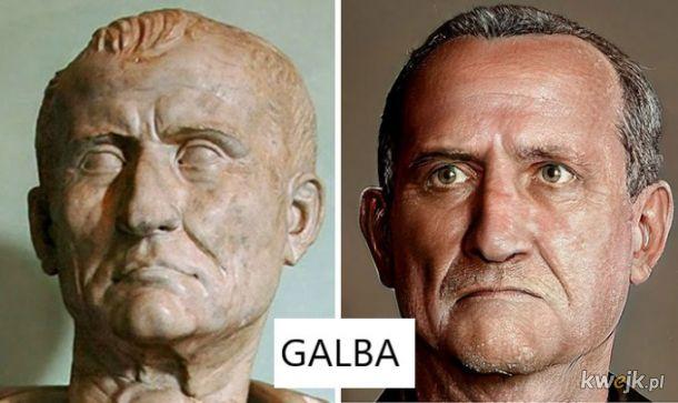 Portrety rzymskich władców na podstawie rzeźb, obrazek 17