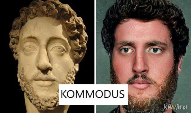 Portrety rzymskich władców na podstawie rzeźb, obrazek 30