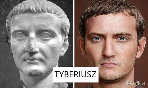 Portrety rzymskich władców na podstawie rzeźb, obrazek 13