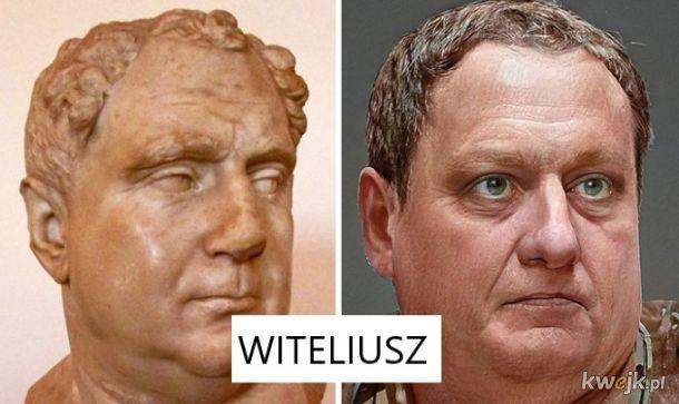 Portrety rzymskich władców na podstawie rzeźb, obrazek 9