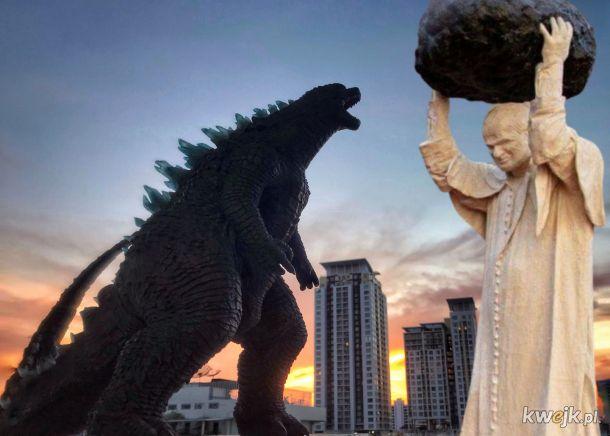 Godzilla vs JP2