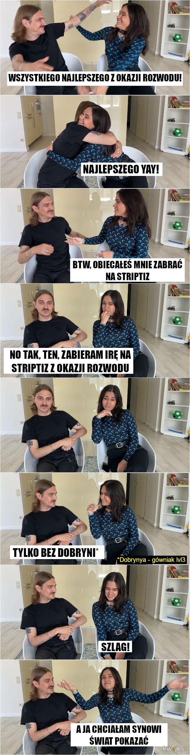 Ilicz z littlebig i Tatarka