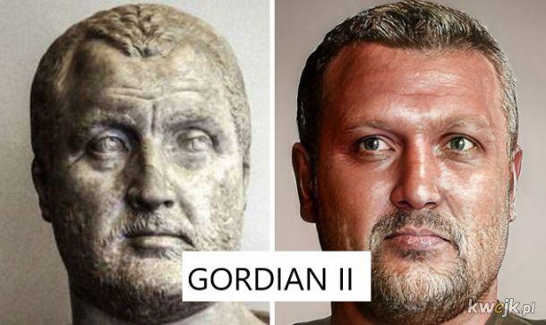 Portrety rzymskich władców na podstawie rzeźb, obrazek 26