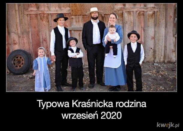 Typowa Kraśnicka rodzina