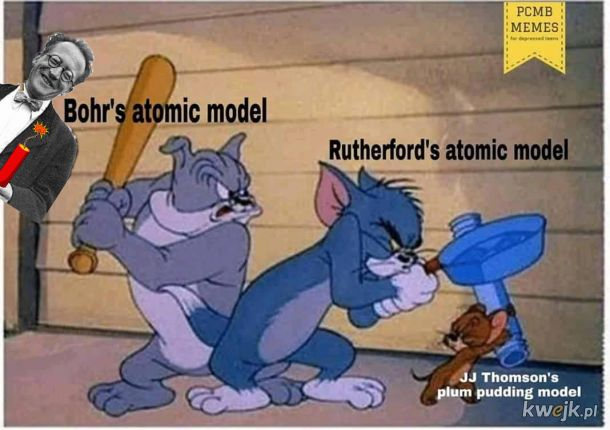 Modele atomowe