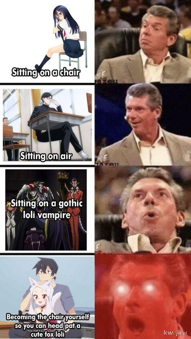 Jestę Krzesłę
