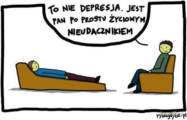 Psychiatra prawdę Ci powie