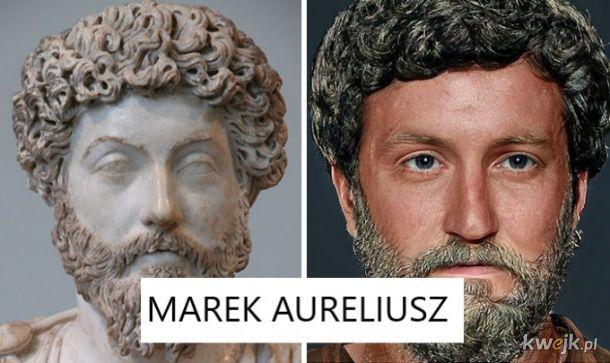 Portrety rzymskich władców na podstawie rzeźb, obrazek 5