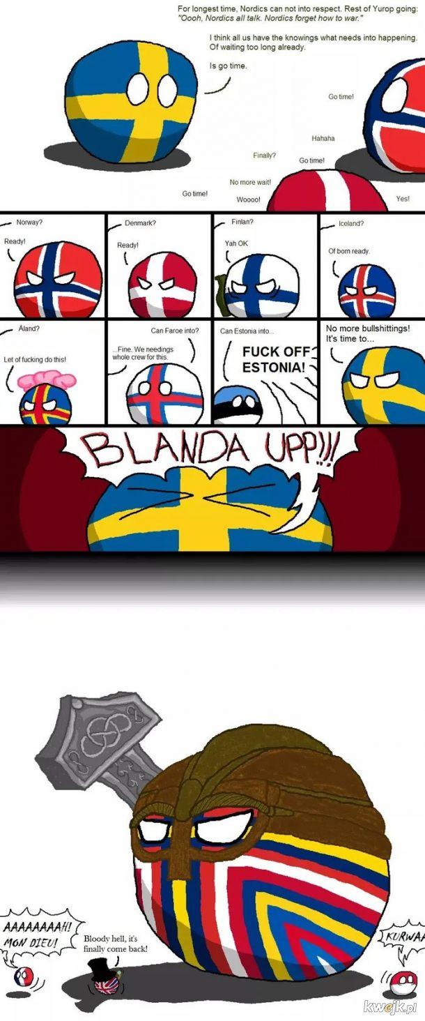 Fjück øff Estonia!
