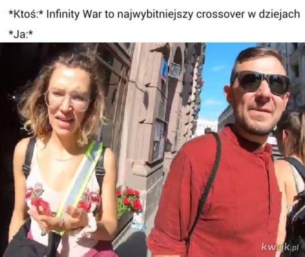 Najwybitniejszy crossover!