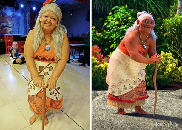 Kreatywna mama z Brazylii i jej pomysłowe cosplaye