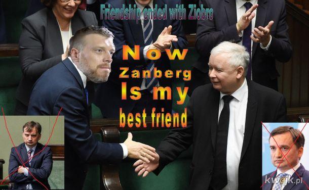 Koniec przyjaźni