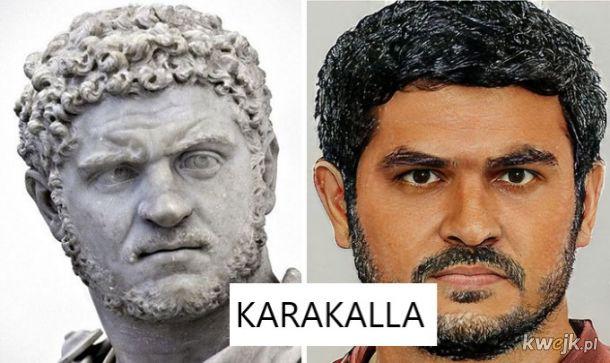 Portrety rzymskich władców na podstawie rzeźb, obrazek 7