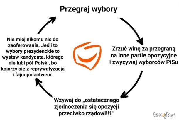 Cykl życia Platformy