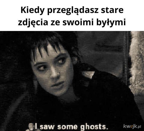 I see dead people!