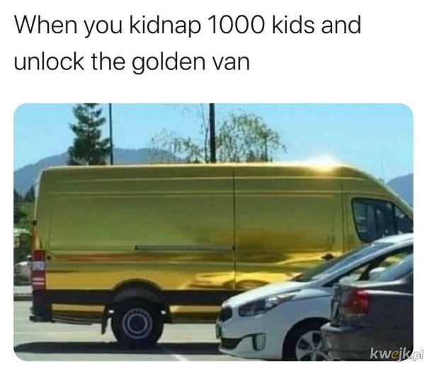 Złota skórka yooo