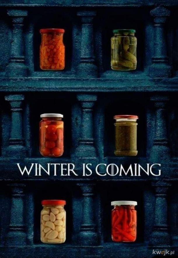 Zima nadchodzi