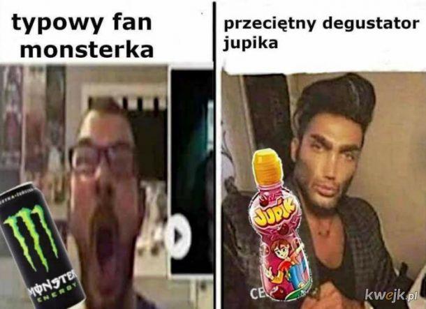 Monsterek vs Jupik