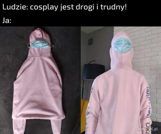 Trudny cosplay