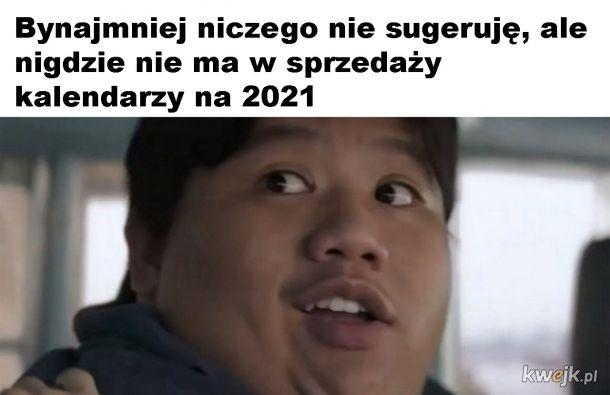 Kalendarze na 2021