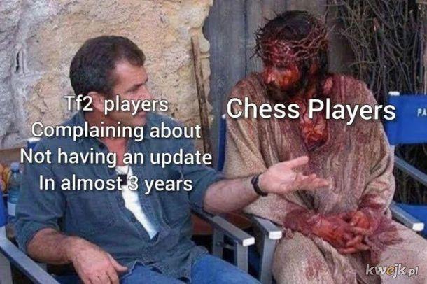 Szachiści nie marudzą
