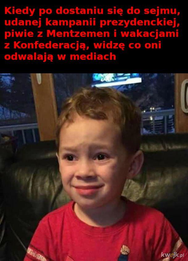 Panie Krzysztofie, nieeeee