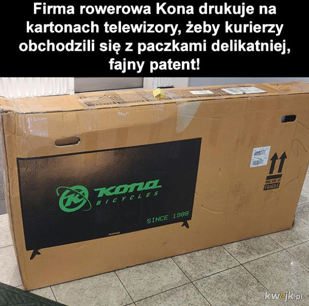 Fajny patent