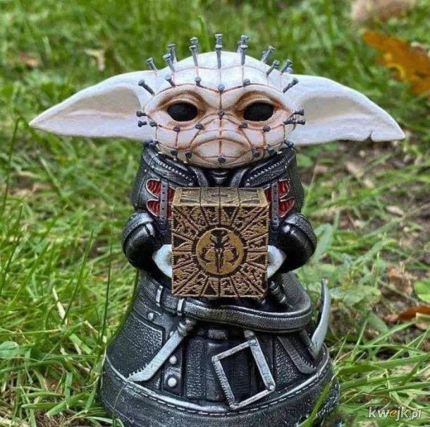 Yoda Hellraiser