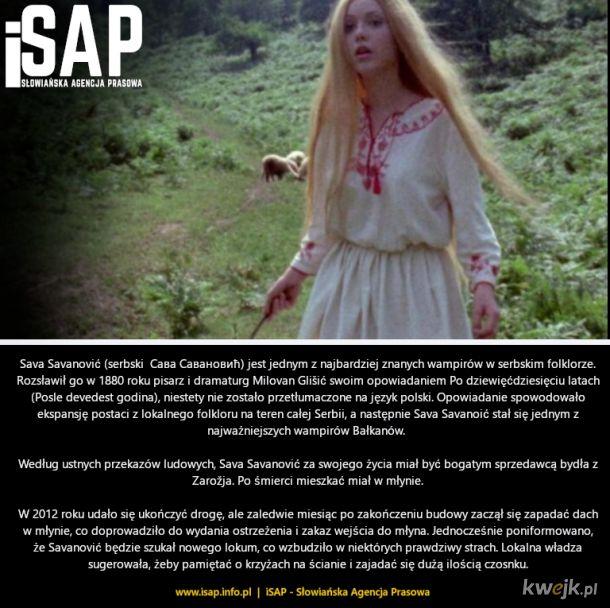 Leptirica, Sava Savanović i rakija - więcej info: isap.info.pl/2020/10/19/leptirica-z-1973-roku-serbski-wampir-sava-savanovic-i-rakija