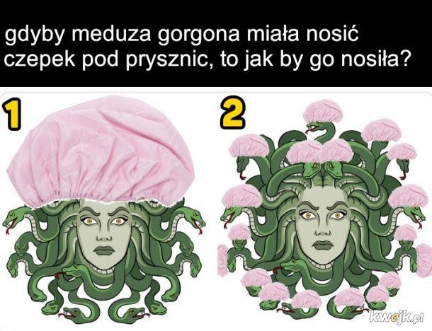 Meduza, mityczny potwór