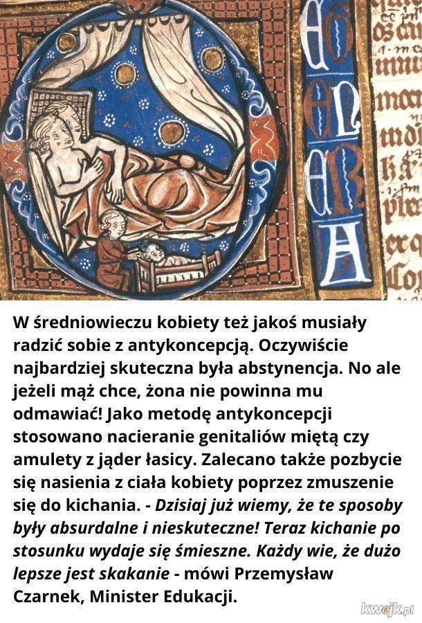 Antykoncepcja w średniowieczu