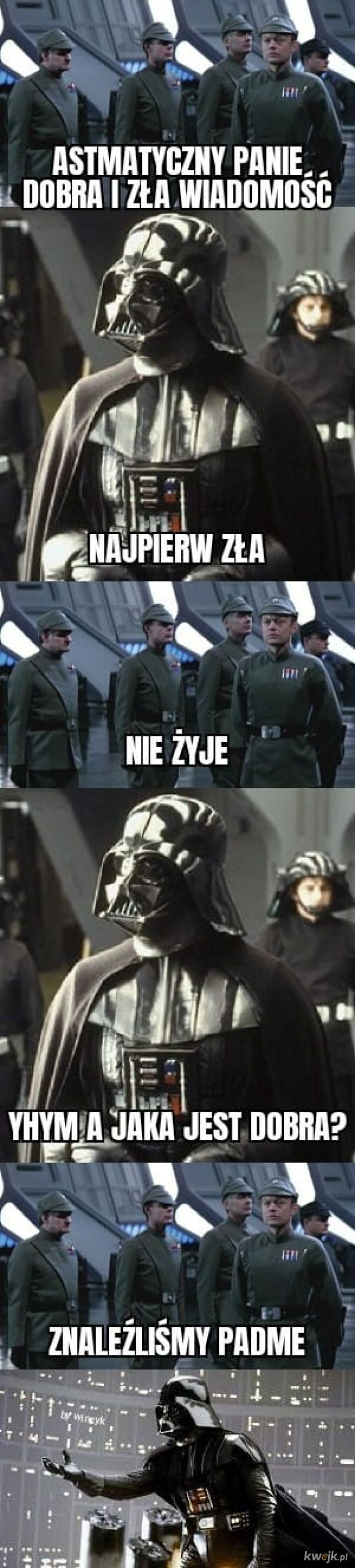 Gwiezdne wojny ale inaczej