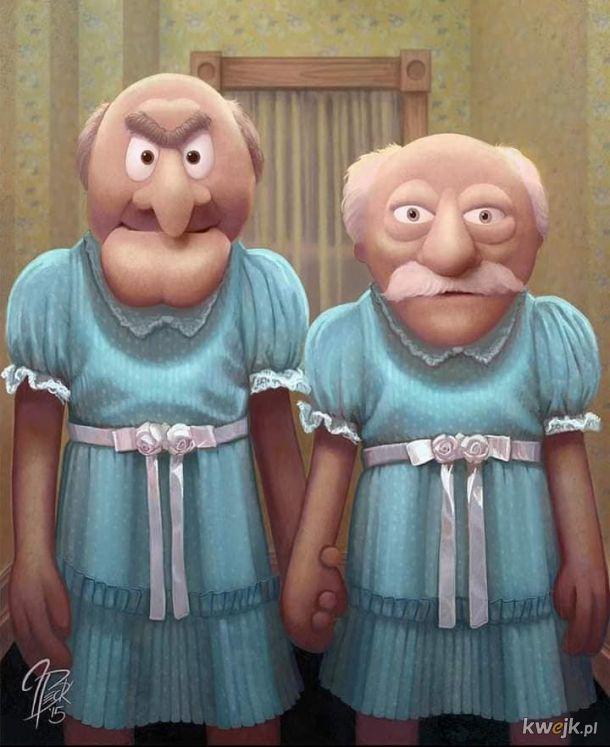Muppety na Halloween