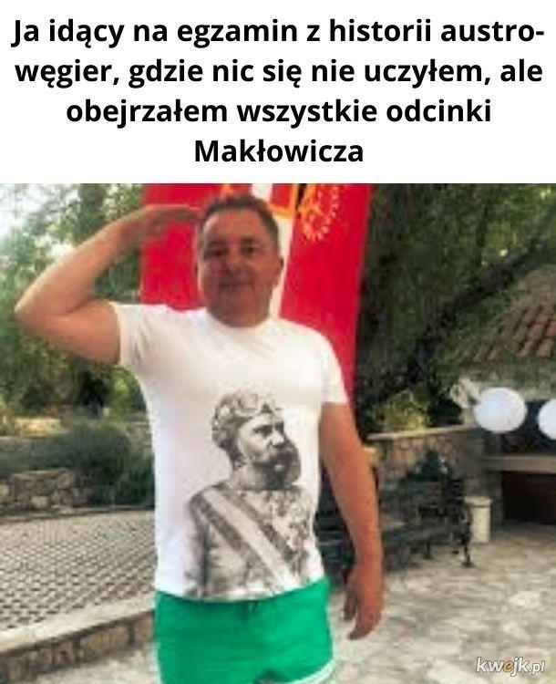 Historia z Makłowiczem