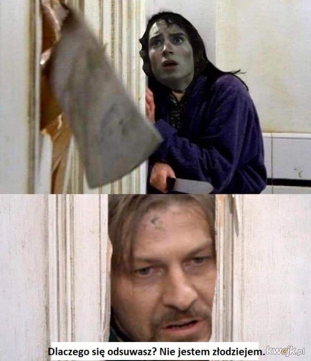 Porcja memów z LOTR.