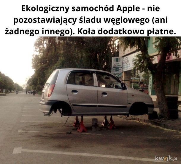 Samochód Apple