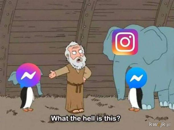 Nowa ikona Messengera