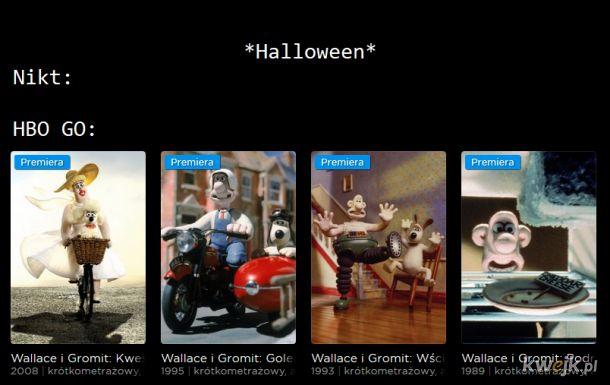 Idealny film na Halloween nie ist...
