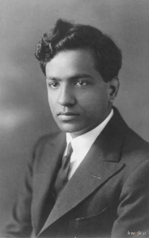 Dziś mija 110. rocznica urodzin Subrahmanyana Chandrasekhara