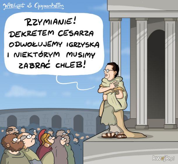Rzymianie!