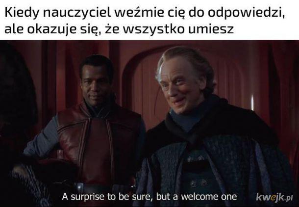 Niespodzianka