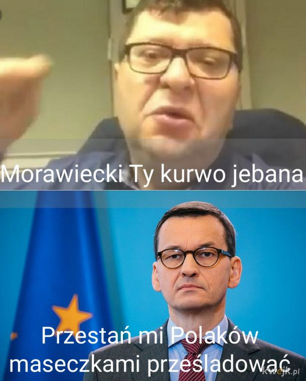Morawiecki Ty ku