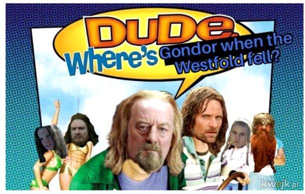 Gdzie był gondor?