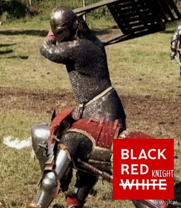 Black Red Knight