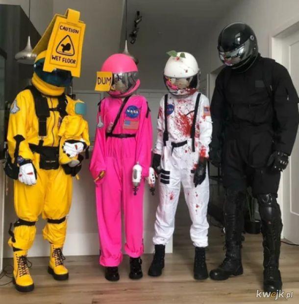 Oczywiste tegoroczne kostiumy na halloween