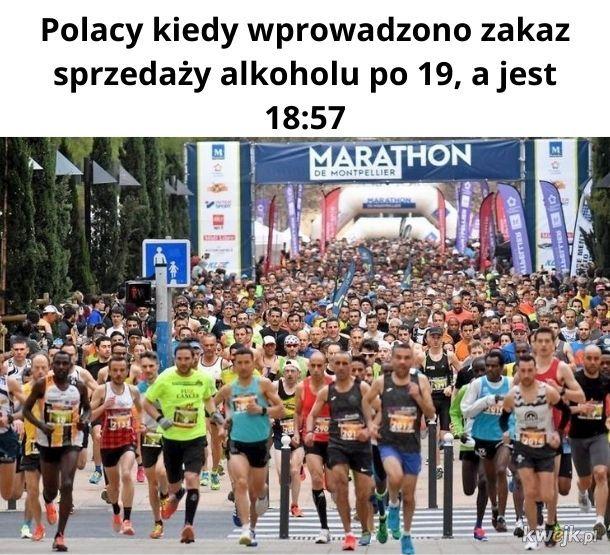 Biegnij, narodzie, biegnij!