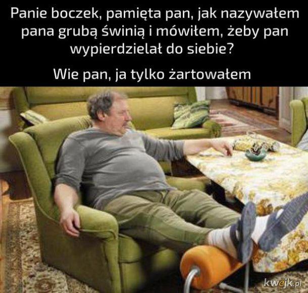 Panie Boczek