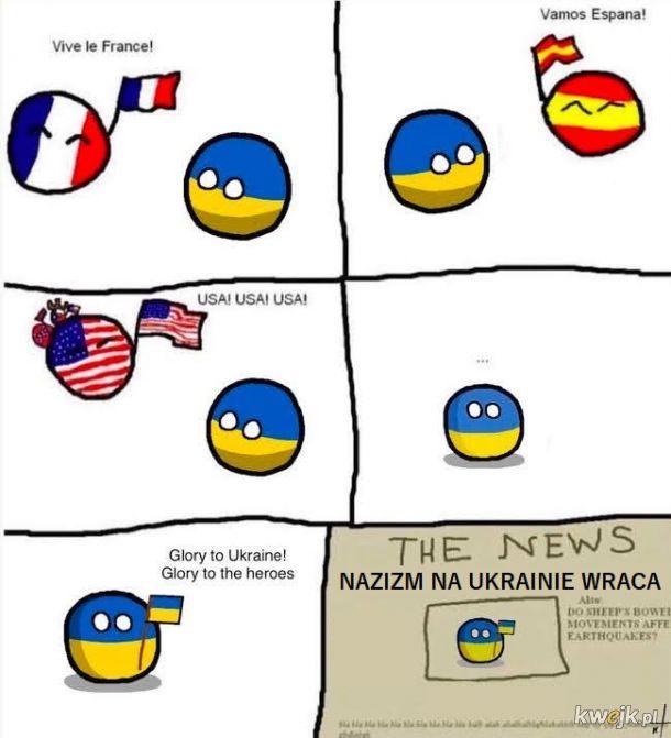 Nielubiani jak Polacy