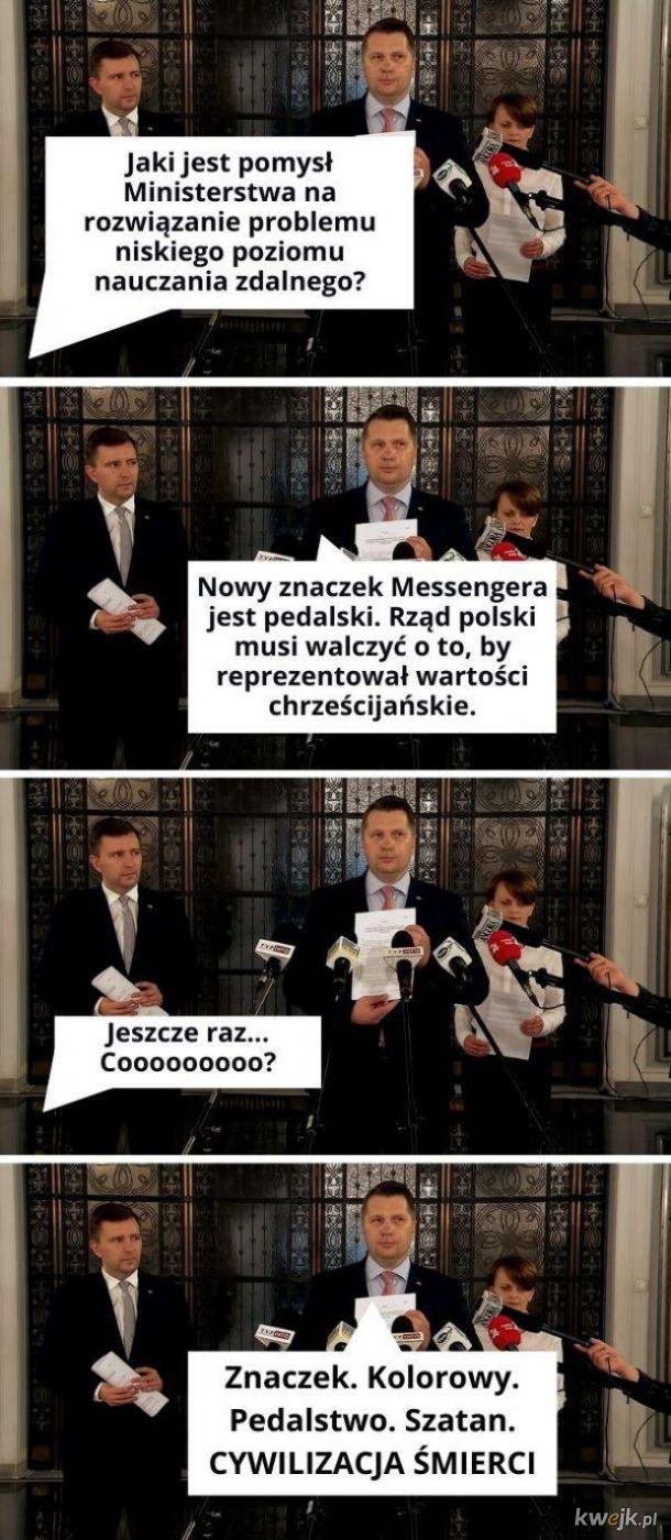 Nowy znaczek Messengera